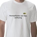 Homophones Example
