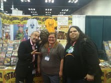 Lloyd Kaufman, Laura and Woo