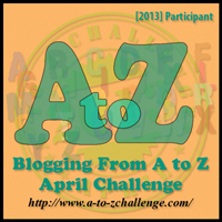 a-z challenge